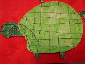 la tortue géante