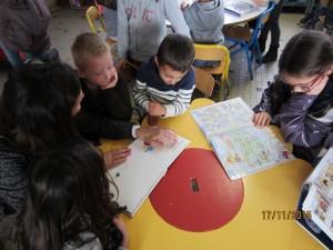 Sensibilisation handicap école privée - 092